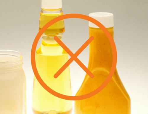Omega 3 en omega 6 verpakt in plastic of HDPE? Nee, dank je! Kunststof verstoort hormonen