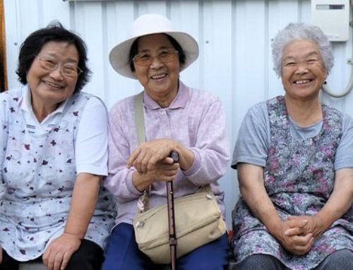 Oud worden? Volg het Okinawa dieet met omega 3