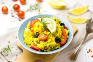 Saffraan is ideaal in zowel Spaanse gerechten als Indiase gerechten.