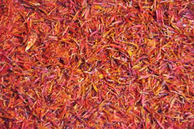 De saffraan als medicijn in de geschiedenis. Een geweldig geneeskrachtige plant.