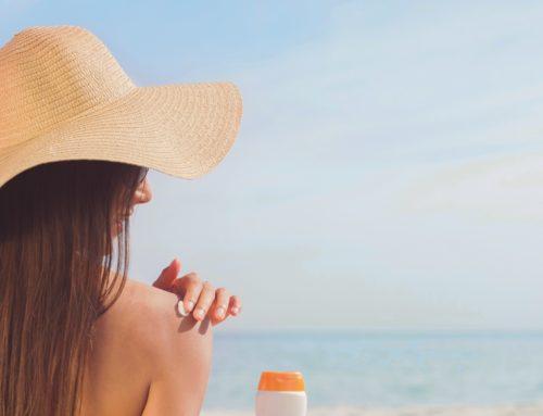 Carence en vitamine D suite à l'utilisation d'écran solaire, maquillage, hiver