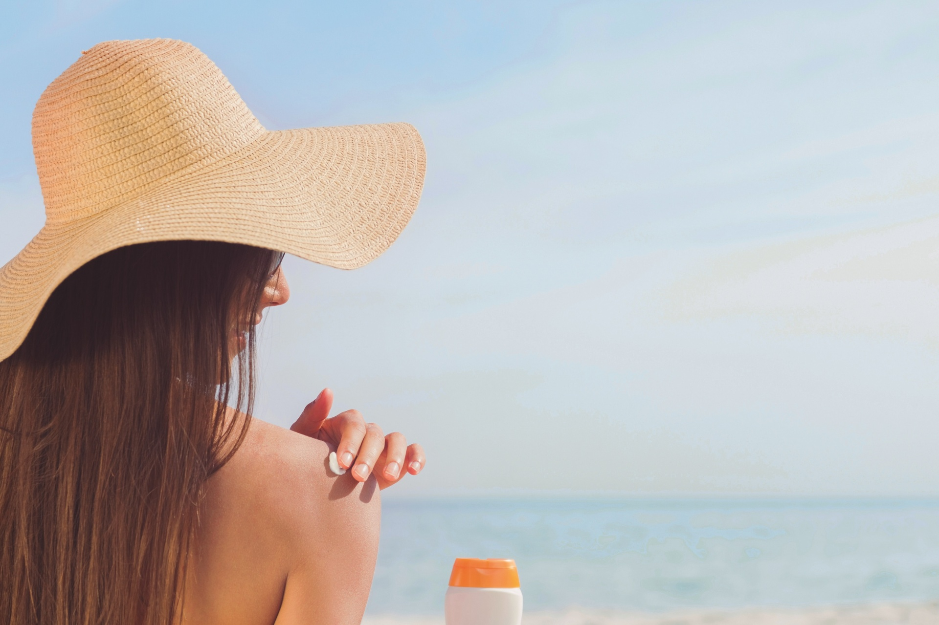 Le soleil et vitamine d