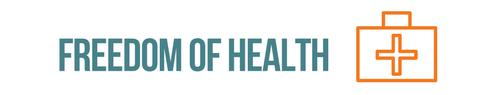 Freedomofhealth.eu Logo