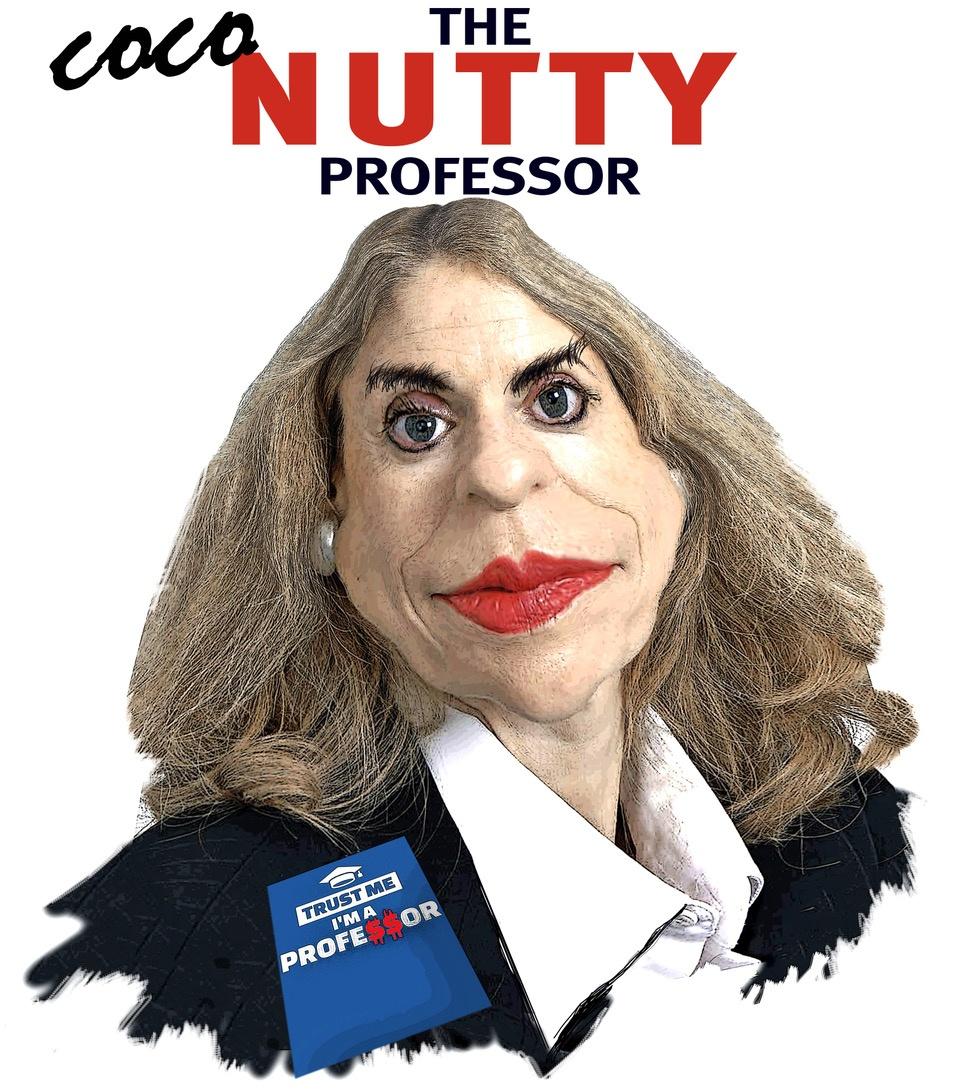 Professeur Karin Michels: la terre est plate et l'huile de coco est un poison pur