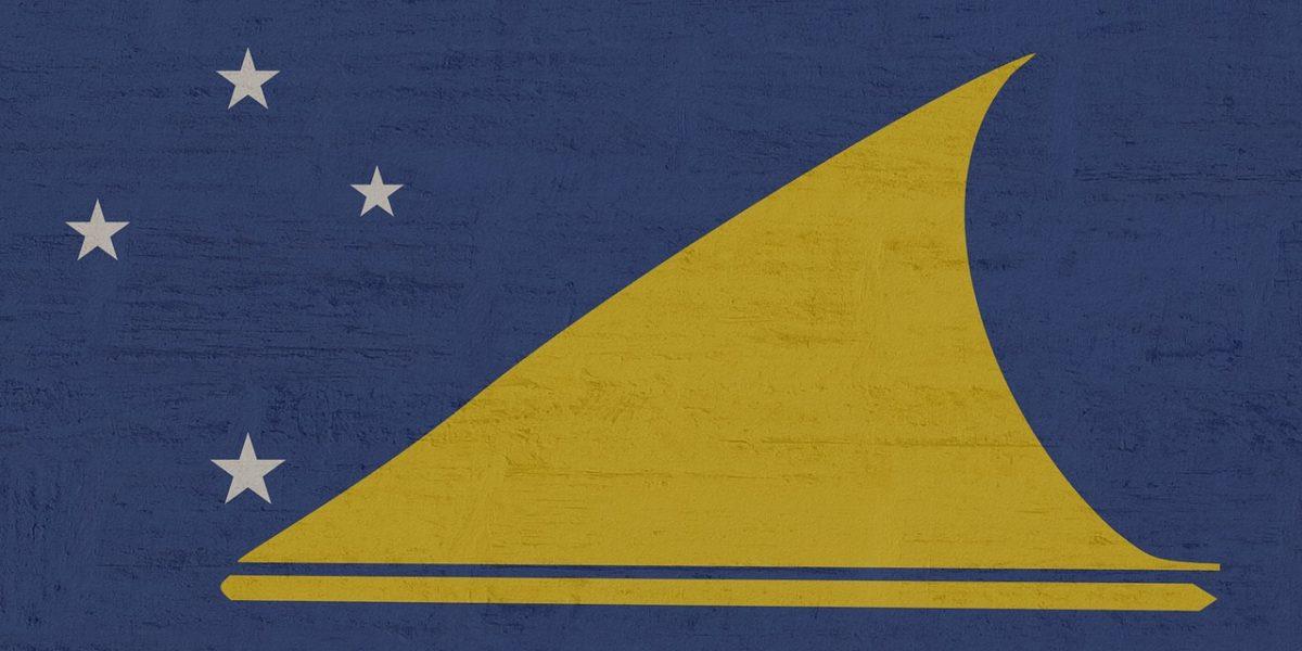 Vlag van het Polynesische eiland Tokelau