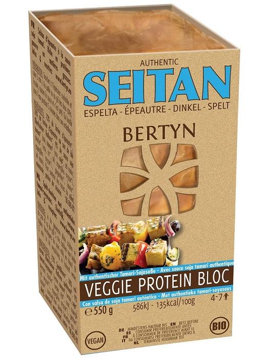Alleen 'authentieke' seitan is de ideale vlees en visvervanger boordevol goede eiwitten zonder actieve lectines.