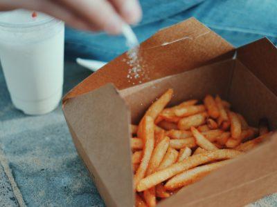 Keukenzout, tafelzout zijn schadelijk wanneer té veel geconsumeerd.