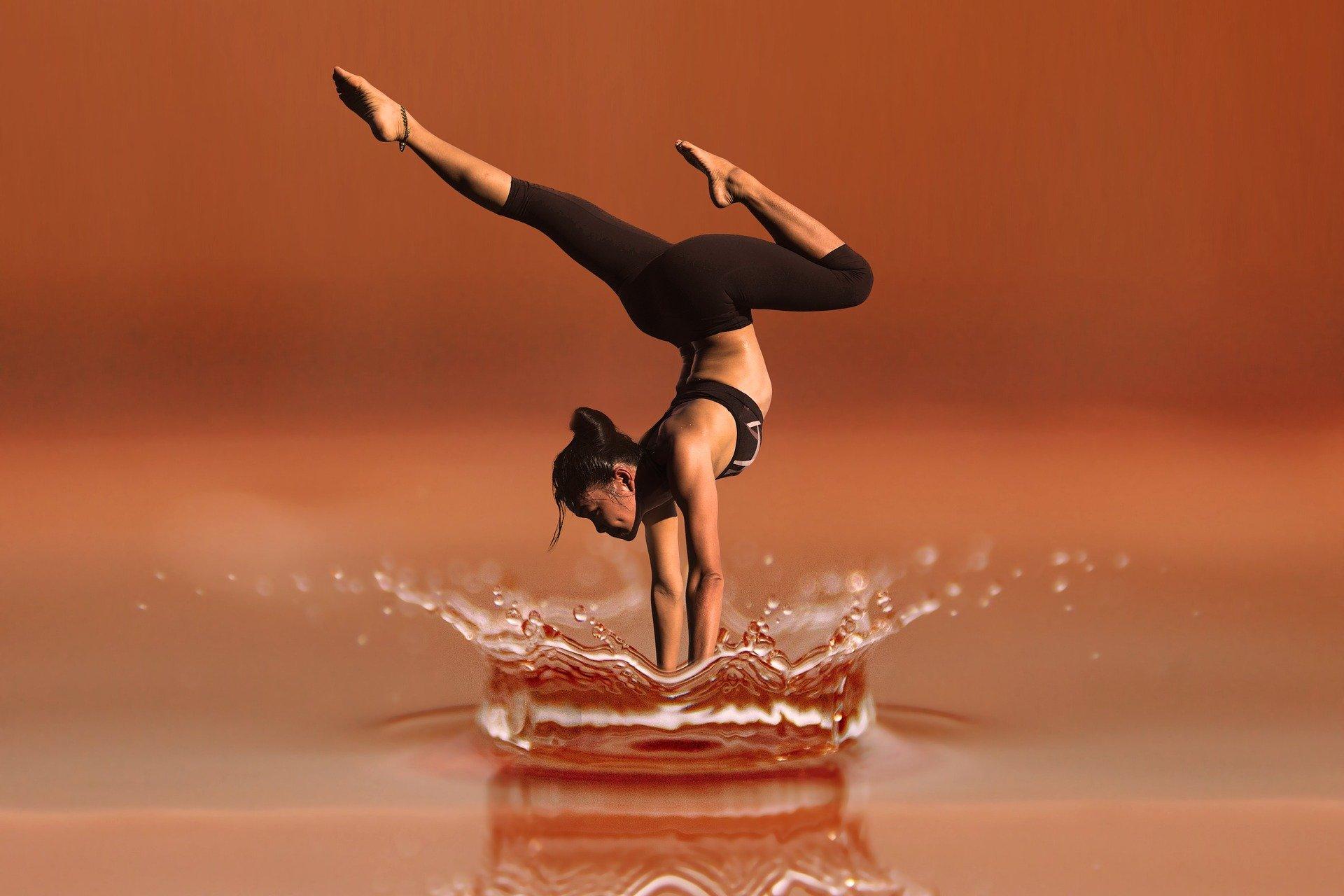 Ein gesunder Körper braucht Wasser